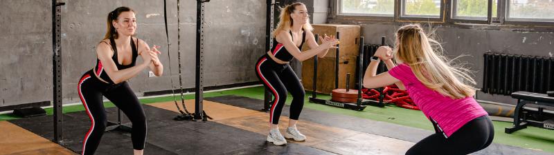 nexo_crossfit group in gym
