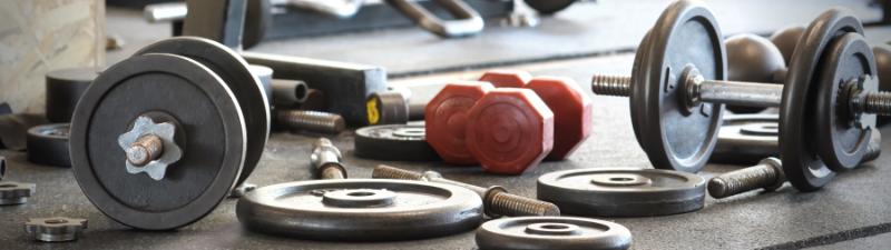 nexo_crossfit gym equipment